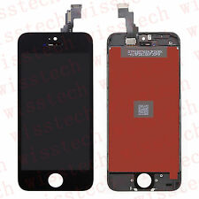 Black Touch Screen Digitizer+LCD Display Assembly for iPhone 5C Replacement Part