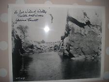 Original Autogramm von Yakima Canutt - Vom Winde verweht - signed autograph GWTW
