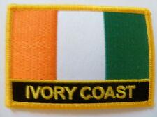 Ivory Coast Patch / Ivory Coast Flag