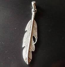 Ciondolo in argento 925 millesimi PENNA Indiana Grande 03888680a09c