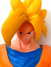 "DRAGON BALL Z SON GOKU 14"" VINYL FIGURE. THE BEST OF DBZ. IN ORIGINAL BOX."