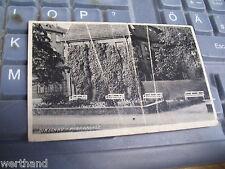 AK Postkarte gel. 1944 Parkanlage DIRSCHAU