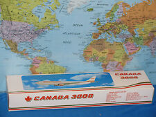 1/200 CANADA 3000 AIRLINES AIRBUS A330-200 AIRCRAFT MODEL ***BRAND NEW***