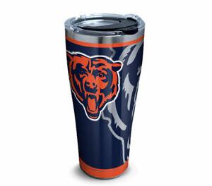 Tervis - 30oz Stainless Steel tumbler - Chicago Bears - NFL (RUSH)