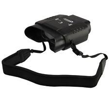 Zennox NEW Black Night Vision Binoculars Infrared IR Lightweight EVF