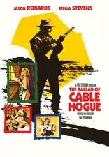 THE BALLAD OF CABLE HOGUE   - DVD - UK Compatible