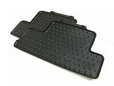 Rubber Mat Set Rear Genuine Mini R56 Cooper Cooper S JCW  51472231961 RHD