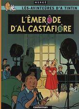 Hergé. Tintin Les Bijoux de la Castafiore. En wallon de Liège. 2006. EO n°