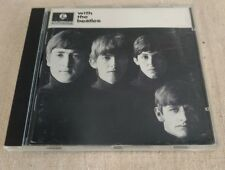 With the Beatles by The Beatles (CD, Feb-1987, Capitol)CDP 7 46436 2
