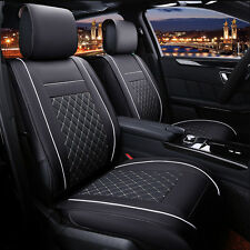5-seats All Car Interior Seat Mat Cover 3D Surround Chair Cushion Protector BSP