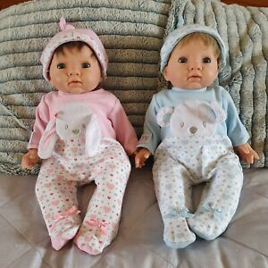 Tiny treasures Baby Girl / doll/ Newborn/weighted