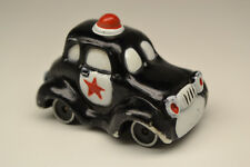 """Wallace Berrie """"FunkyMobiles"""" WB 76 Cop Police Car"""