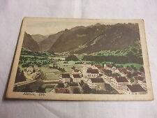 alte Lito Postkarte Ansichtskarte PK AK Altenau Oberbayern vor 1945