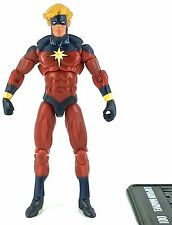Marvel Universe 2010 CAPTAIN MARVEL (SERIES 3 #001) - Loose