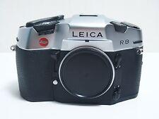 Leica R8 35mm SLR Film Camera Silver  Excelent+