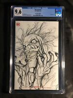 DCeased #1 John Giang Exclusive Variant Cover (B) Limited To 1000 CGC 9.6 NM+