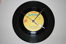 "7"" Original Vinyl record clock - Any artist, any song 1960-1992"