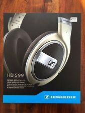 Sennheiser HD 599 / HD599 High End Over-Ear-Kopfhörer - Ivory (weiß) NEU
