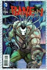 Batman Vol 2 #23.4 ~ Bane #1 ~ Linticular Cover ~ 2013 ~ Mint