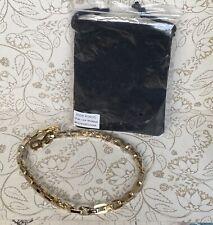 Eddie Borgo Supra Link Collar Necklace Rachel Zoe Box of Style Curateur RV $350