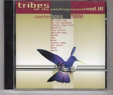 (HH556) Tribes of da Undaground Vol III, 13 tracks various artists - 1997 CD
