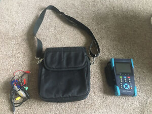 CCTV Tester Bag and bits seen in Picture