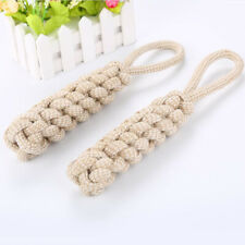 Puppy Dog Teething Toy Pet Chewing Cotton Rope Pet Playing Bite Toys SK