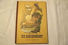 Les dragons mariée 1954 rda livre pour enfants