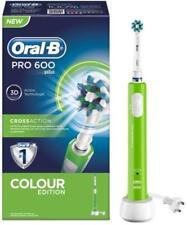 Oral-B Pro 600 Brosse à dents électrique rechargeable CrossAction Braun édition