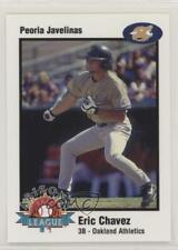 1998 Arizona Fall League Prospects Eric Chavez #9