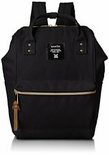Anello Polyester canvas Unisex Mini Backpack AT-B0193 Black Authentic Japan F/S