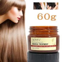 Masque Capillaire Cheveux Hair Traitement Réparation Crème Kératine Shampoing