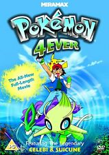 Pokemon - The Movie: 4ever DVD (2011) Michael Haigney (NEW)