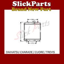 DAIHATSU CHARADE CUORE TREVIS RADIATOR 1.0 2003 ONWARDS *NEW*