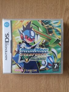 Megaman Starforce Dragon PAL UK sealed Nintendo ds