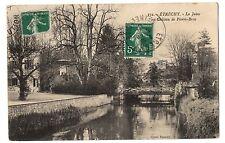 CPA 95 - ETRECHY (Val d'Oise) - 372. La Juine au Château de Pierre-Brou
