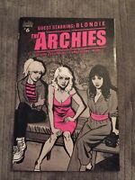 The Archies #6 Blondie Cover Hard To Find 1st Print [Archie Comics, 2018]