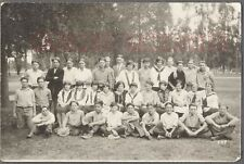 Vintage School Photo Girl Scouts & Boys in Class Portrait 688057