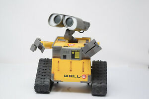 """Interactive Electronic 10"""" Wall-E Talking Robot Disney Think Way Works NO REMOTE"""