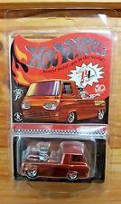 Hot Wheels 2018 HWC RLC Gas Monkey Hi-Po Hauler ('63 Ford Econoline)