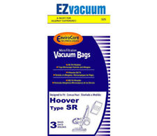 Replacement Hoover Type Sr Canister Allergen Vacuum Cleaner Bags # 401010Sr