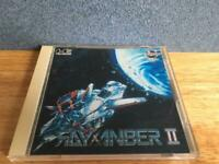 Rayxanber2 PCEngine CD-Rom DataWest Used Japan Shooter Boxed Tested Working