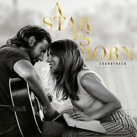 A Star Is Born Soundtrack CD Music & Dialogue Edition, Lady Gaga,Bradley Cooper