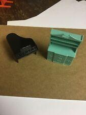 Dollhouse Miniature Plastic Pyro Furniture