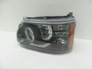 Driver Headlight Xenon HID Black Housing Fits 10-11 RANGE ROVER SPORT 543856