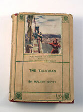 The Talisman Sir Walter Scott Nelson & Sons Ltd with Dust Jacket 1920