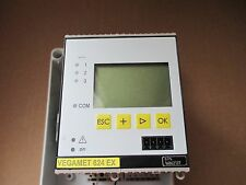 VEGAMET, 624 EX, signal conditioning and display instrument for level sensors