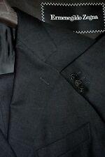 Ermenegildo Zegna Gray wool suit 42R 33W ITALY