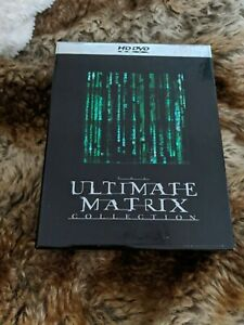 HD DVD - Ultimate Matrix Collection - Komplett - Sehr Selten