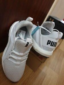 Puma Mega NRGY Ladies Trainers UK 3 EU 35.5 gym running shoes